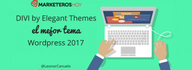 DIVI by Elegant Themes mejor tema wordpress leonor