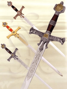 armaduras aceros hispania