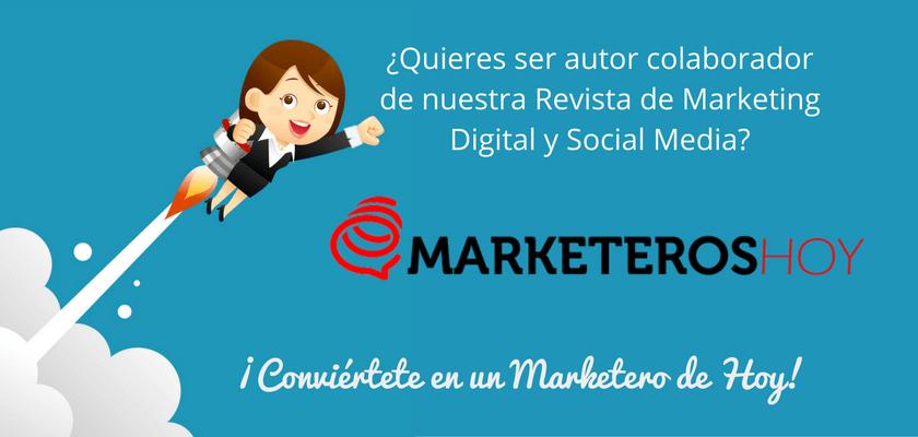 colaboradores de la revista marketing digital
