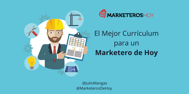 curriculum marketing digital