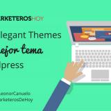 Divi by Elegant Themes, el mejor tema WordPress