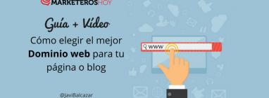 como elegir el mejor dominio web javi balcazar