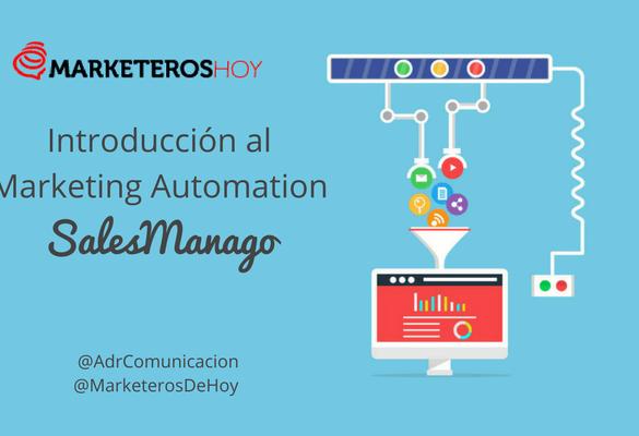 Introducción al marketing automation y SALESmanago