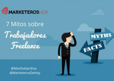 7 Mitos sobre los trabajadores Freelance