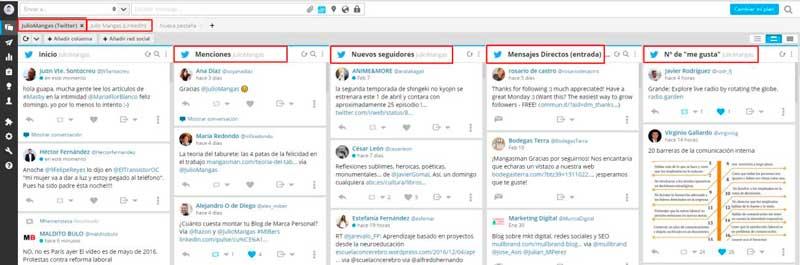 dashboard-HootSuite