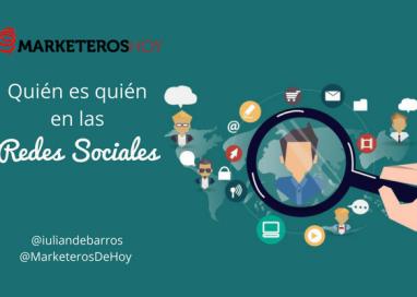 ¿Quién es quién en las redes sociales?