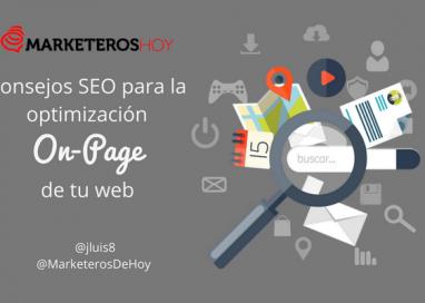 Consejos SEO para la optimización On-Page de tu web