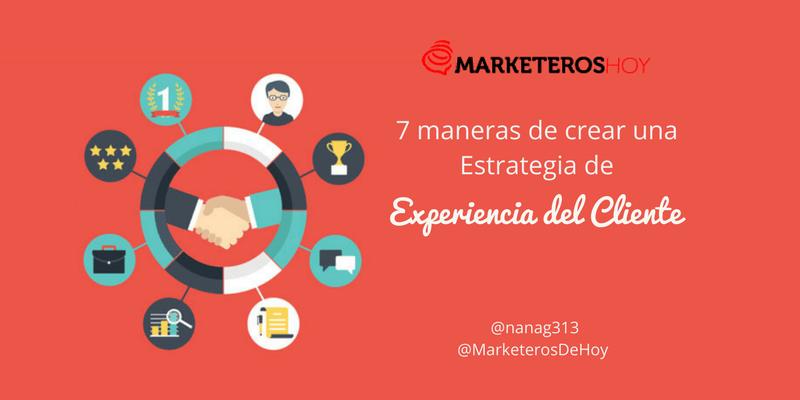 ¿Qué importancia das a la experiencia de tu cliente o usuario?
