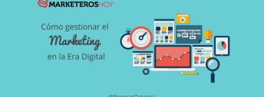 gestionar el marketing
