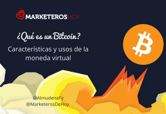 ¿Qué es un bitcoin? Características y usos de la moneda virtual