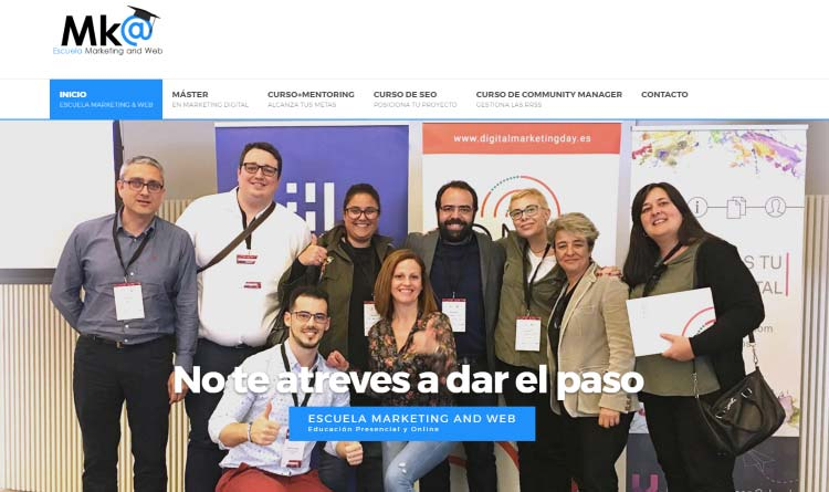escuela marketing and web miguel florido