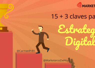 15 + 3 claves para que tu estrategia digital deje de ser mediocre