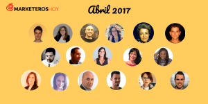 marketeros hoy Abril 2017