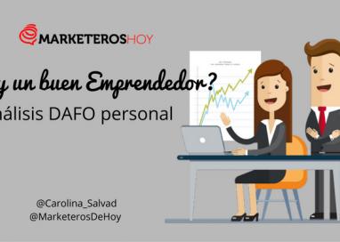 ¿Soy un buen Emprendedor? Análisis DAFO personal