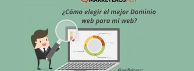 elegir el mejor dominio web