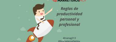 productividad personal y profesional