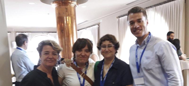 Dolores Vela, Inma Jimenez y Susana Albares