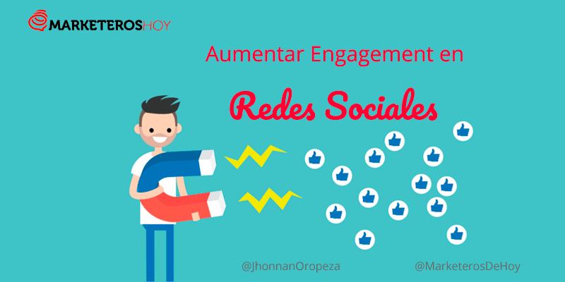 10 consejos para aumentar el engagement en las Redes Sociales