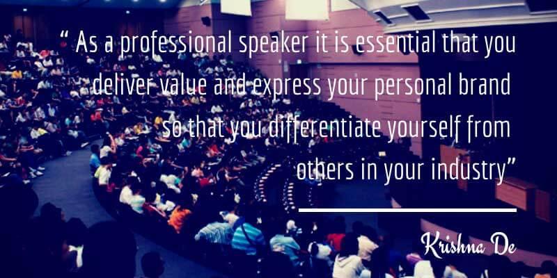 14 pasos para convertirse en un speaker profesional