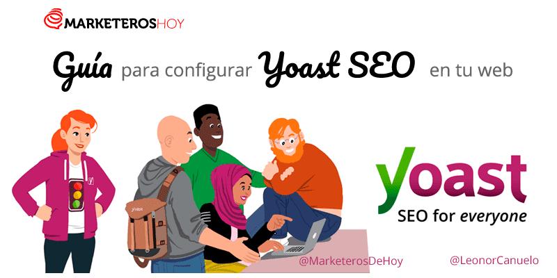 cómo configurar el plugin Yoast SEO en tu web