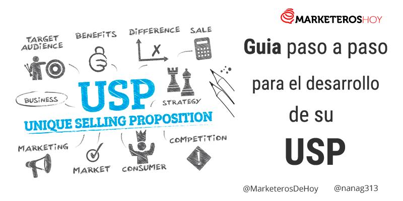 Desarrollo de su USP: Guía paso a paso