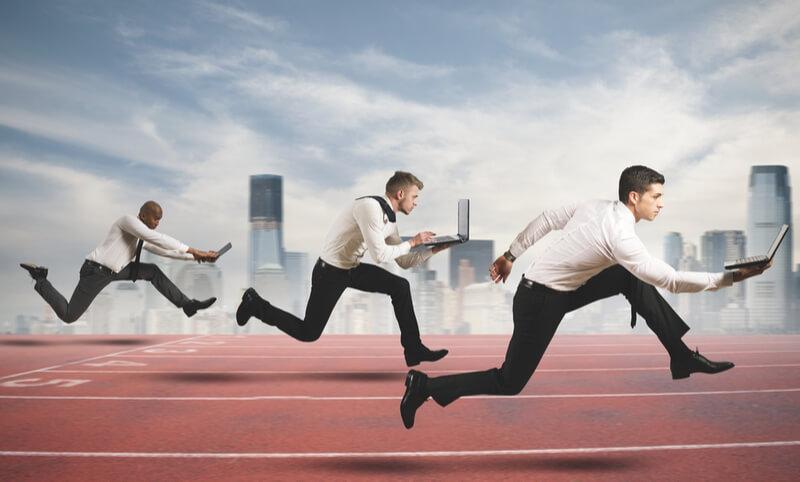 Competencia una revolución dentro del marketing