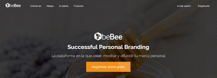 BeBee la red social para conectar con personas afines a tu profesión y áreas de interés