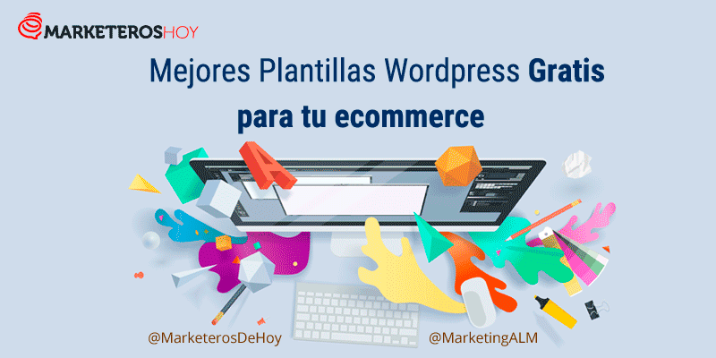Mejores Plantillas WordPress Gratis para tu eCommerce
