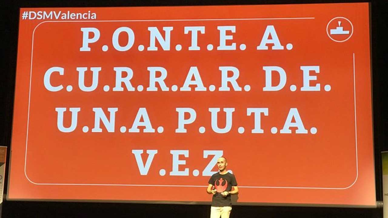 Ruben Alonso #DSMValencia