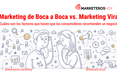 Marketing de Boca a Boca vs. Marketing Viral