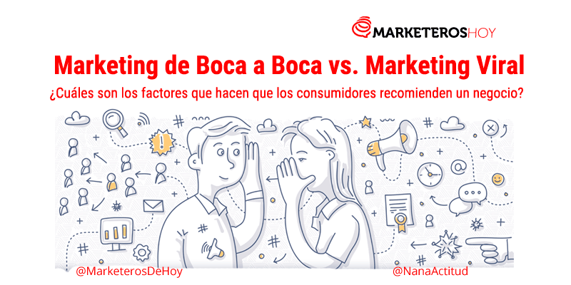 Marketing de Boca a Boca vs. Marketing Viral