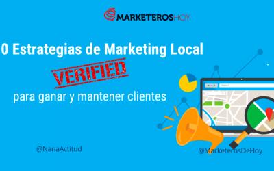 Estrategias de marketing local para pequeñas empresas
