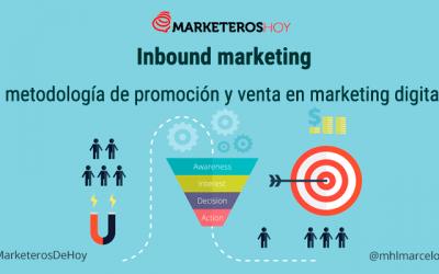 Inbound marketing: metodología de promoción y venta en marketing digital