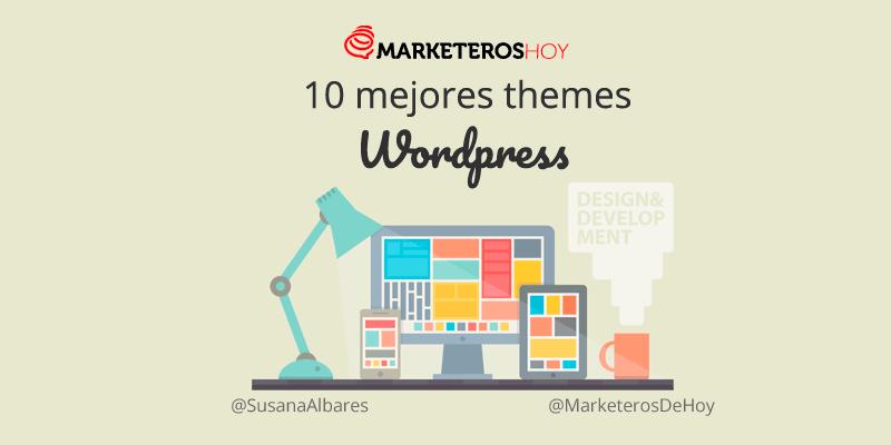 Los 10 Mejores Temas WordPress Premium Multipurpose