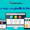 Cómo elegir un tema WordPress adecuado para tu web