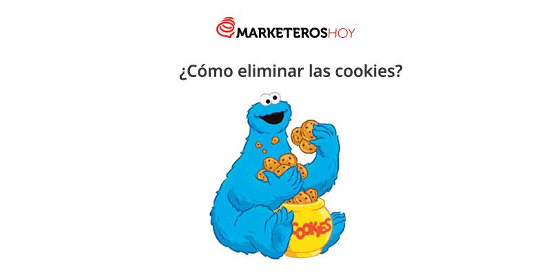 ¿Cómo borrar las cookies?