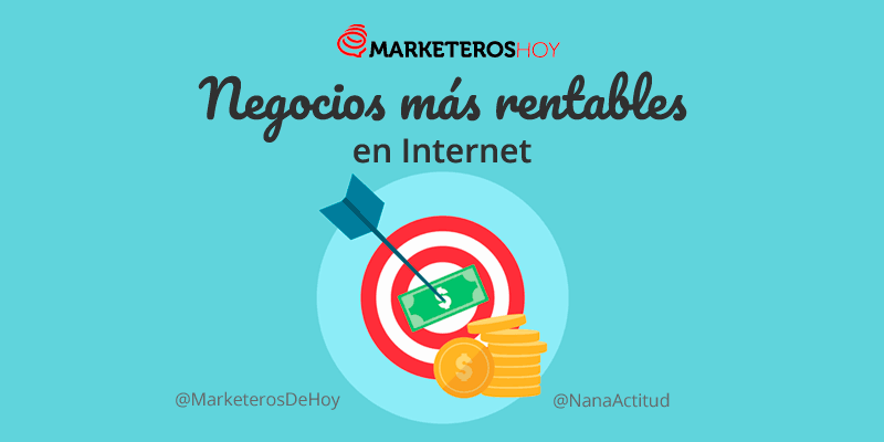 17 ideas de negocios rentables en Internet