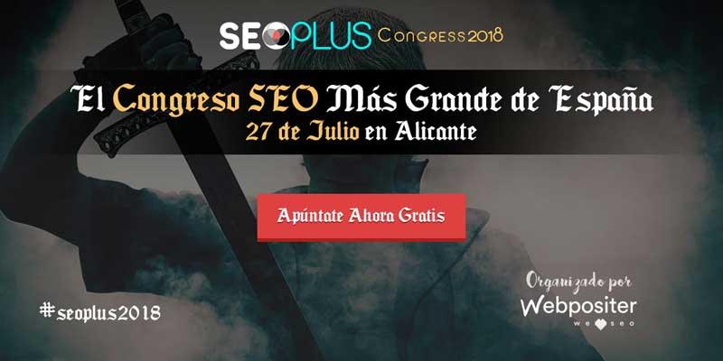 Apúntate al evento más importante de SEO en España