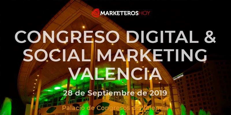 Congreso Digital & Social Marketing Valencia #DSMValencia