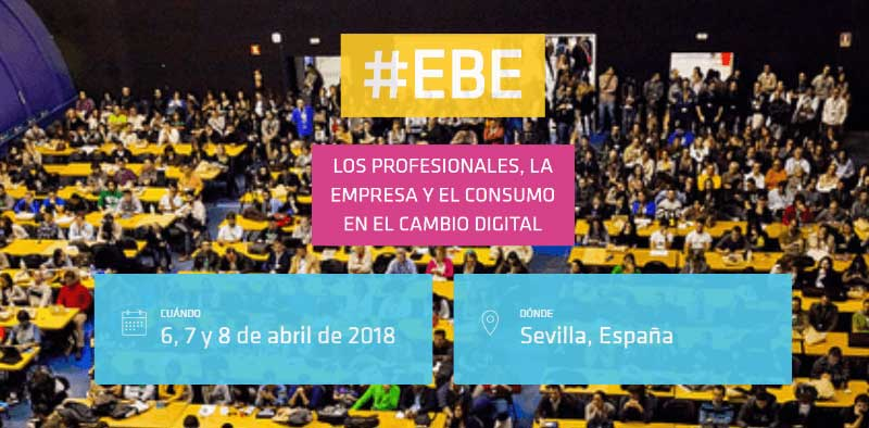 evento blog España ebe 2018