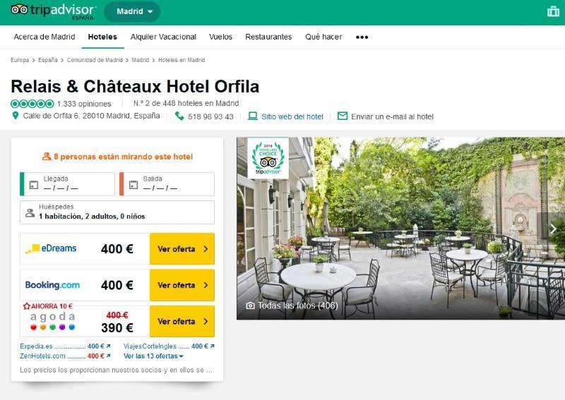 La importancia de Trip Advisor en el Marketing Hotelero