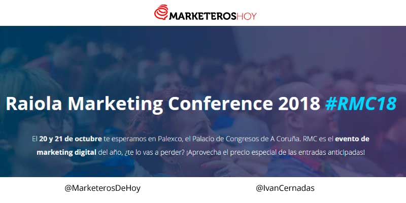 El Raiola Marketing Conference se consolida en el sector digital