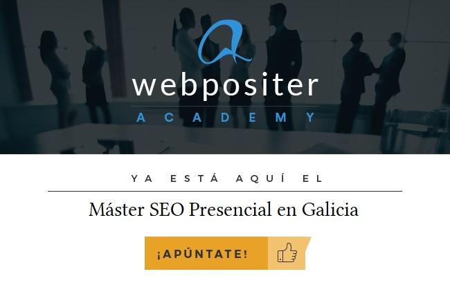 Master seo webpositer galicia