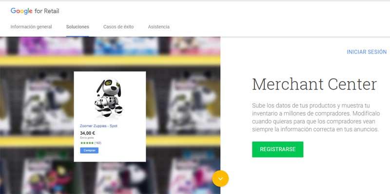 google-merchant-center