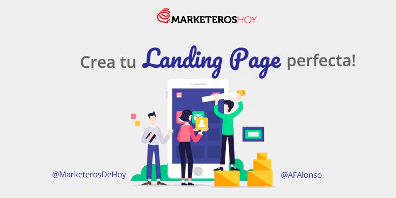 Landing Pages efectivas : buenas prácticas