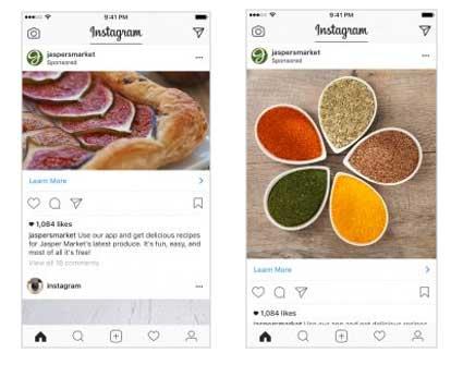 publicidad online en instagram