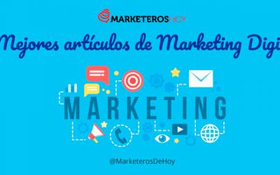Mejores artículos de Marketing Digital ( actualizado Marzo 2019 )