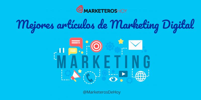 Mejores artículos de Marketing Digital ( actualizado Abril 2019 )