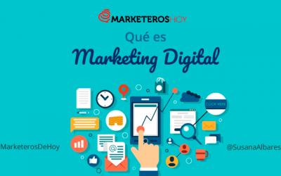 Qué es el marketing digital o marketing online : Ventajas y canales