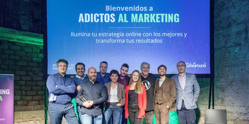 Evento de marketing y tecnología Adictos al Marketing